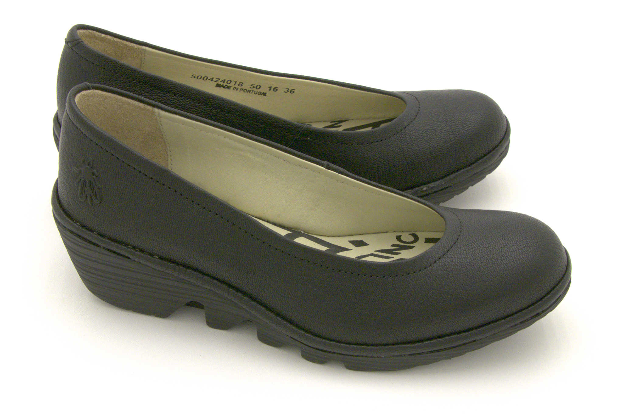 Fly London PUMP BLACK