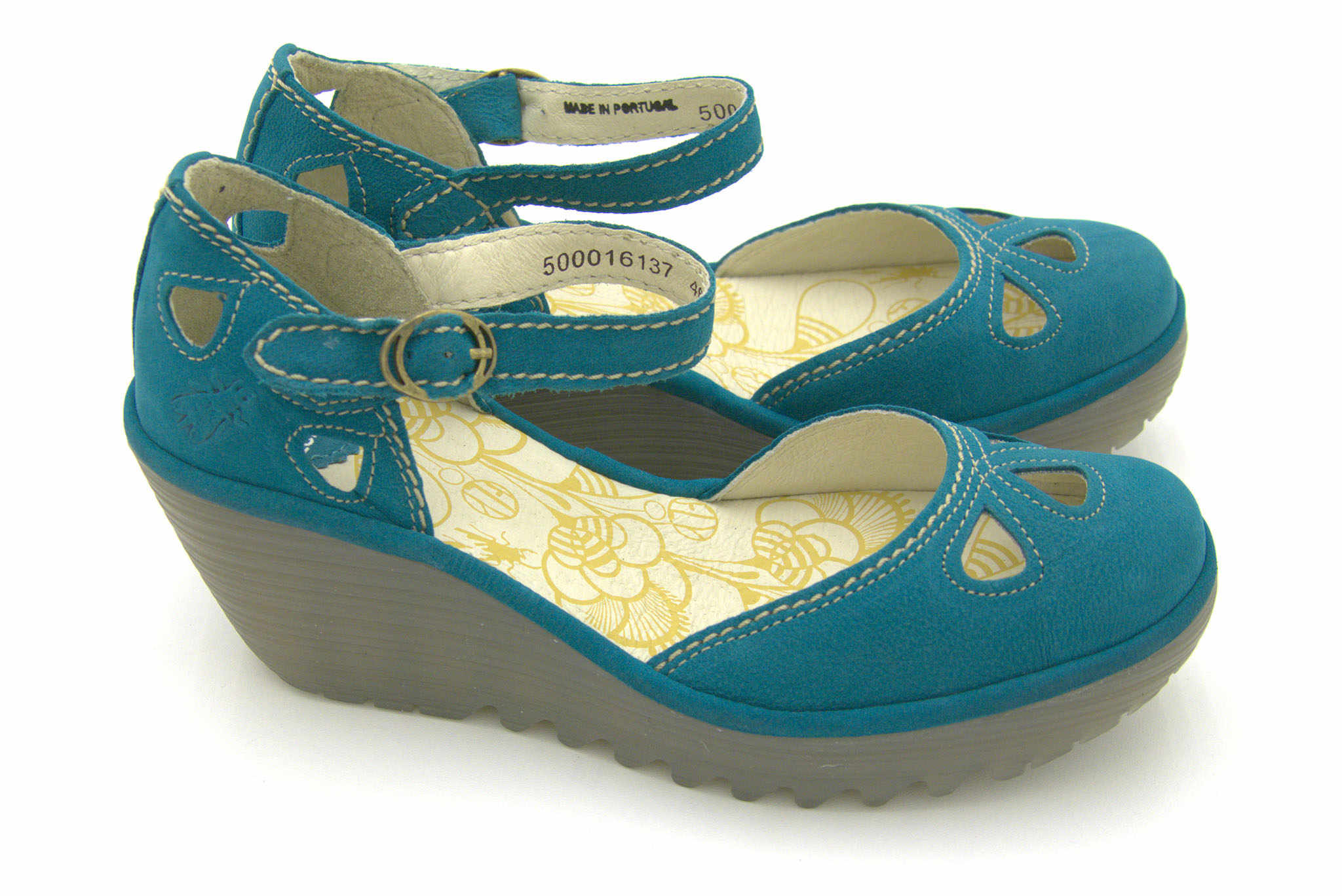 Fly London YUNA VERDIGRIS 37