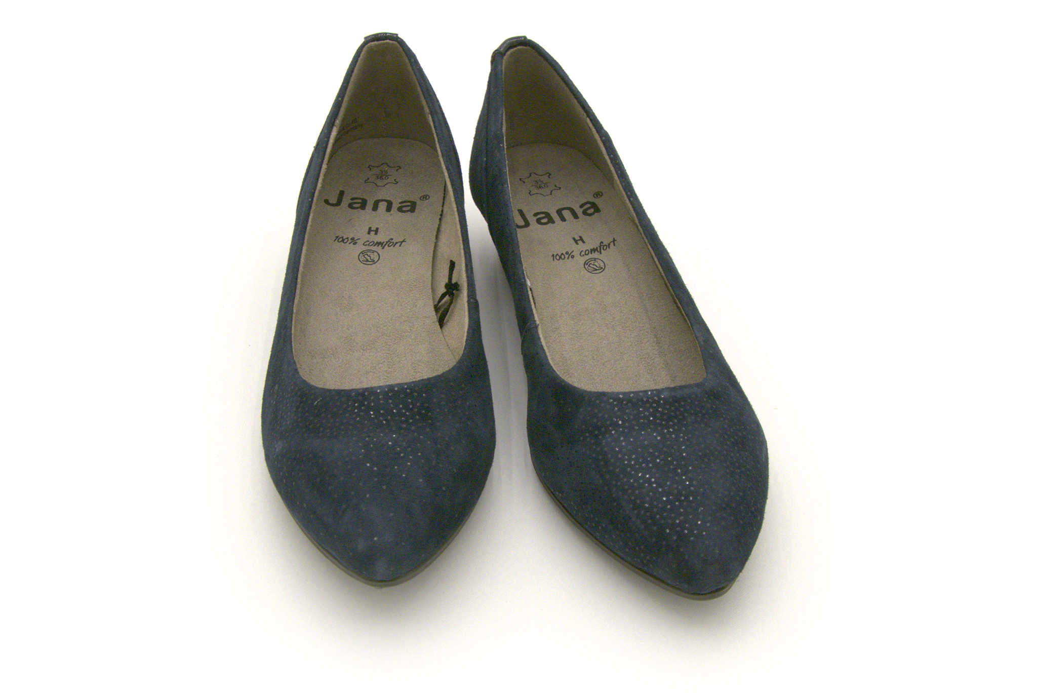 Jana 8-8-22200-20 896 NAVY STRUCT