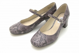 Clarks Chinaberry Pop PURPLE GREY