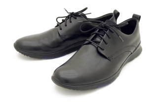 Clarks Tynamo Walk BLACK LEATHER