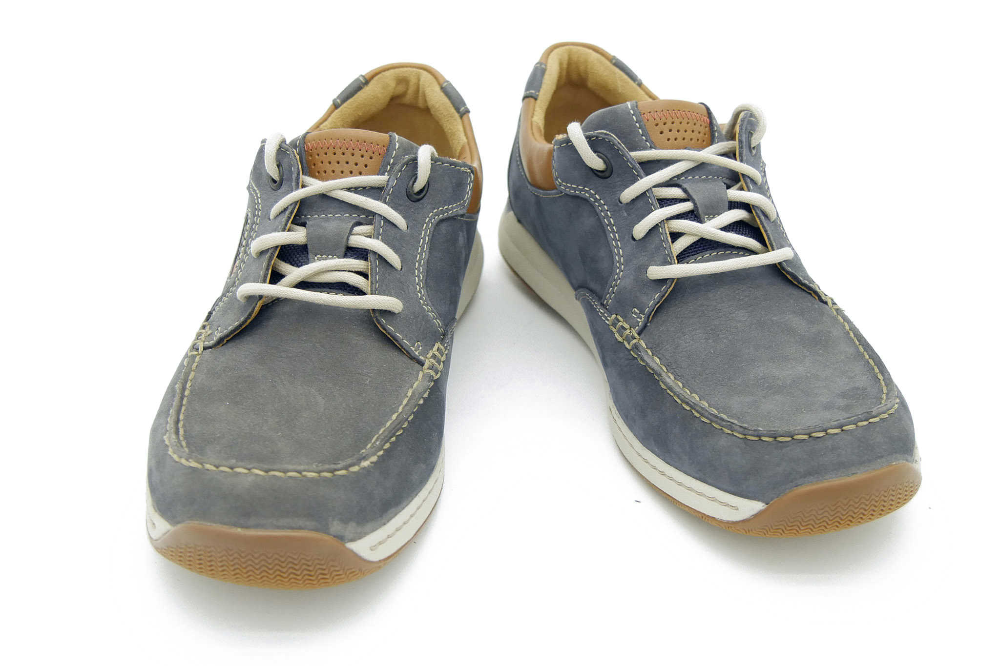 Clarks Javery Time NAVY 42