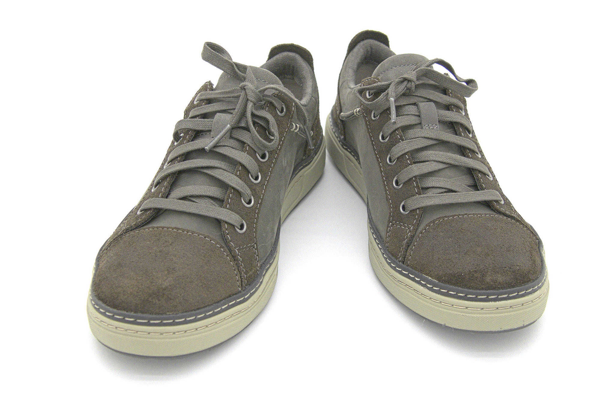 Clarks Lorsen Edge GREY COMBI LEATH 41,5