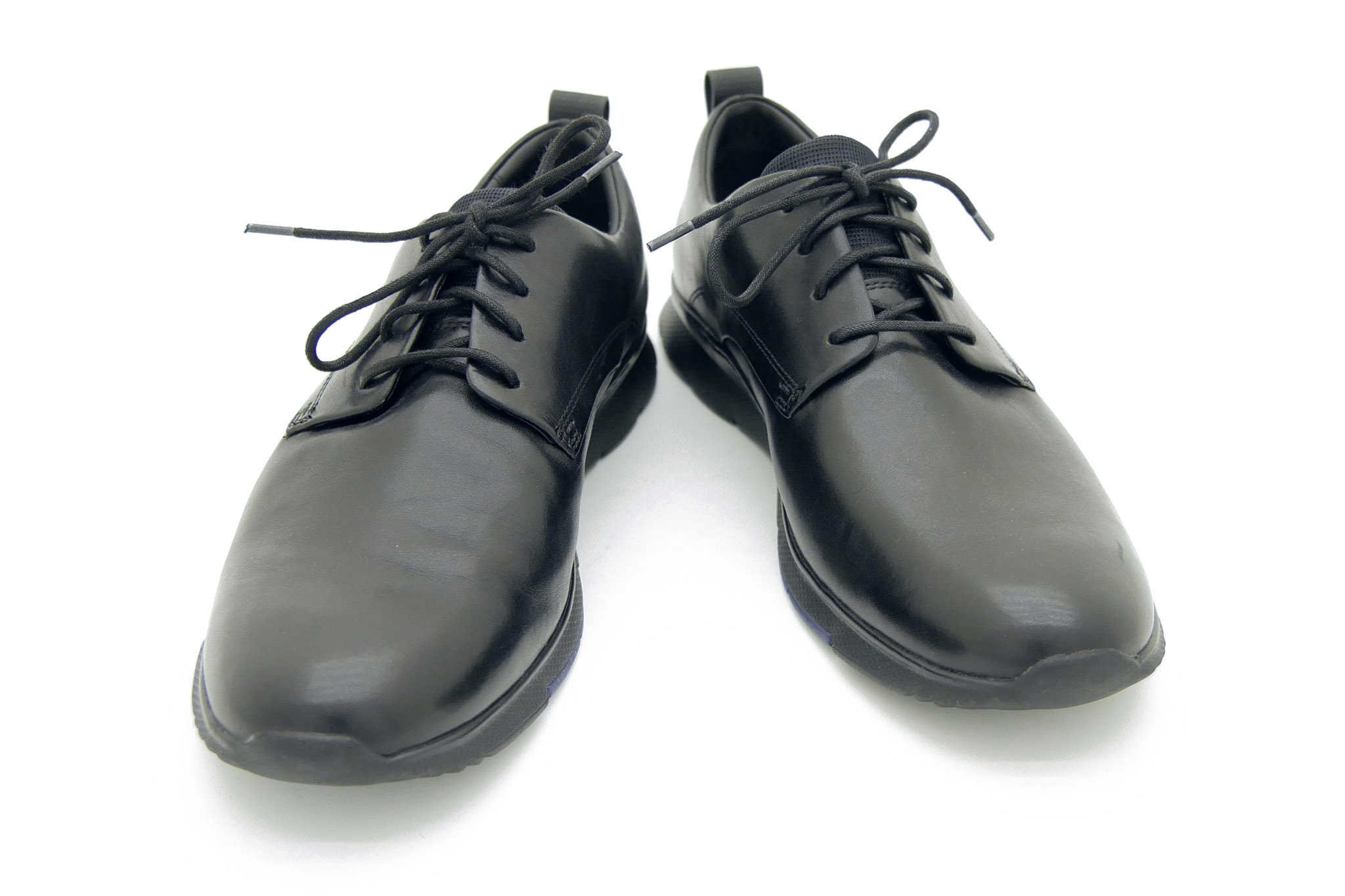 Clarks Tynamo Walk BLACK LEATHER 45